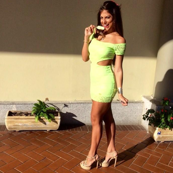 Baianinha Nua Panico | Today Top Tweets