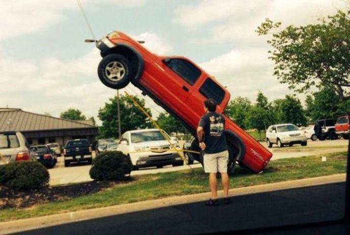 nem todos devem dirigir um carro