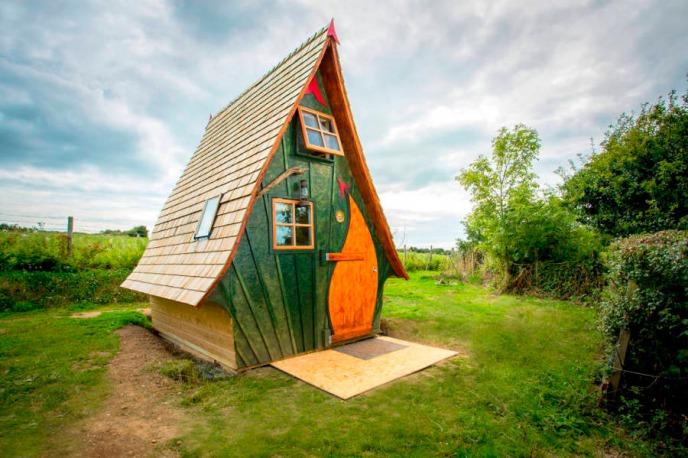 18 casas incríveis para passar as férias