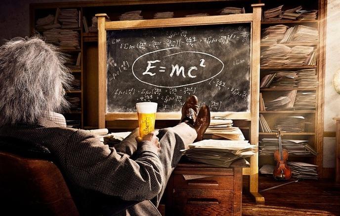 cerveja deixa os homens mais inteligentes