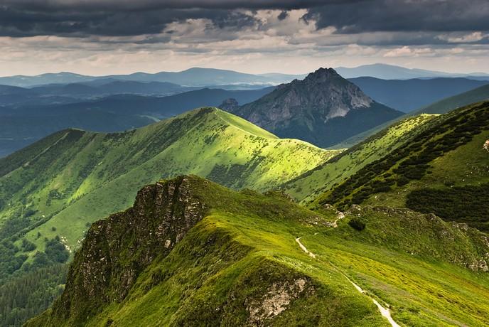 montanhas mais bonitas do mundo