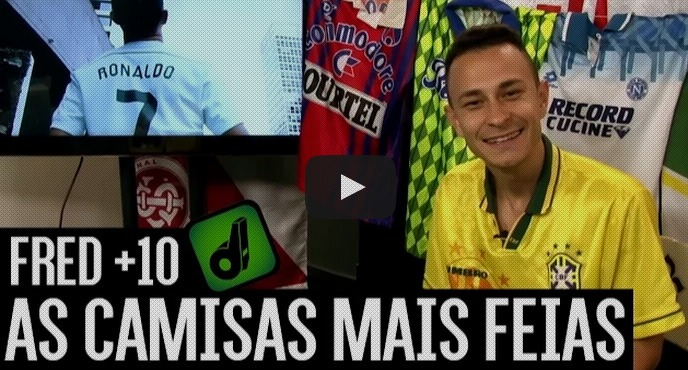 as 10 camisas mais feias do futebol