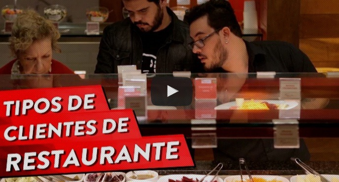 10 tipos de clientes de restaurante