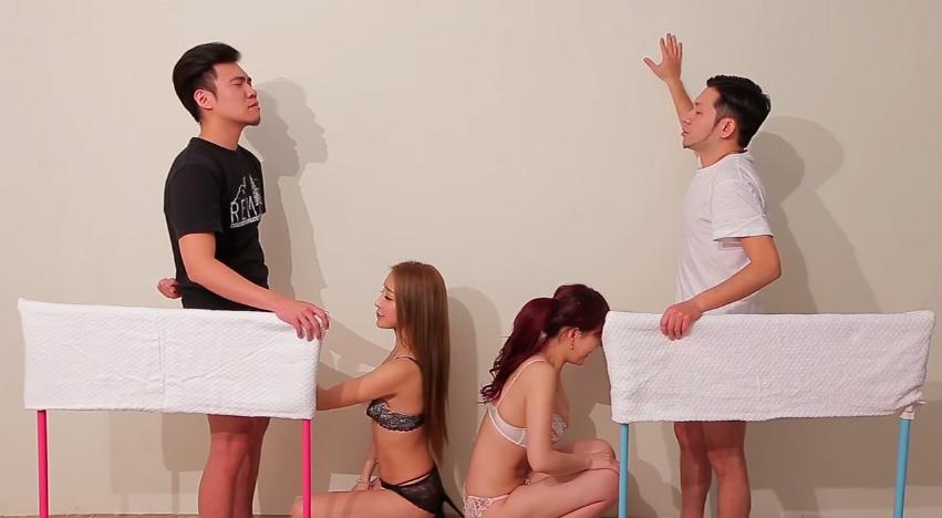 programa chinês exibe competição de masturbação