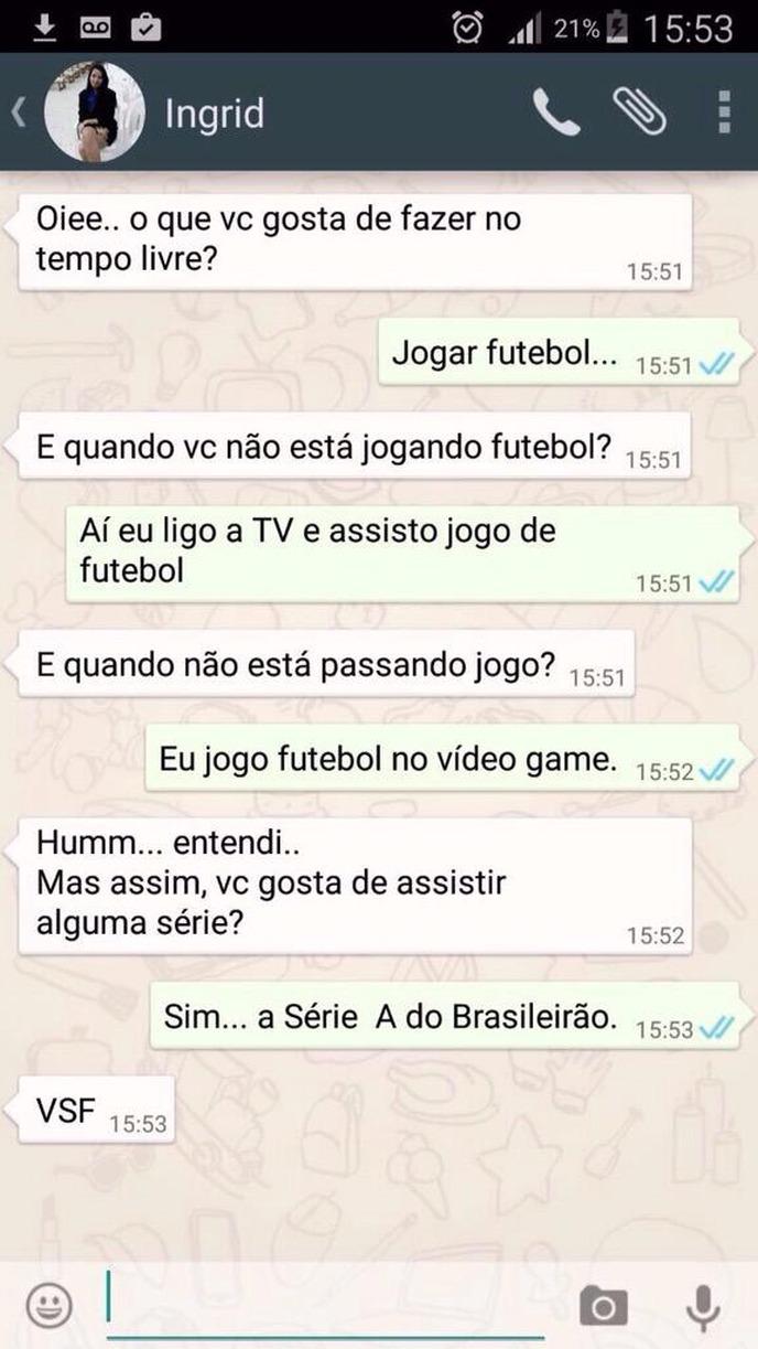 o futebol na vida de um homem