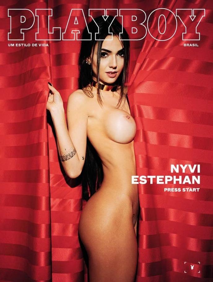 youtuber e apresentadora Nyvi Estephan é a capa – e o delicioso ...: http://www.seujeca.com/playboy-outubro-2016-nyvi-estephan/