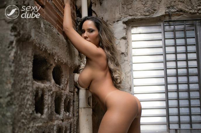 revista sexy junho 2016 renata frisson mulher melão