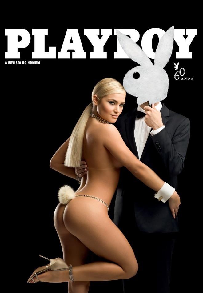 Playboy Dezembro 2013 :: Thaiz Schmitt