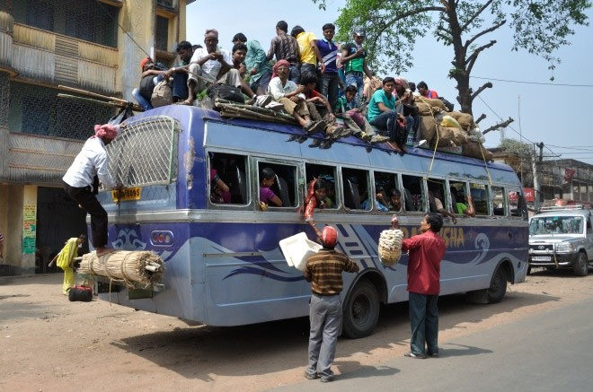 14 coisas curiosas que só acontecem na Índia