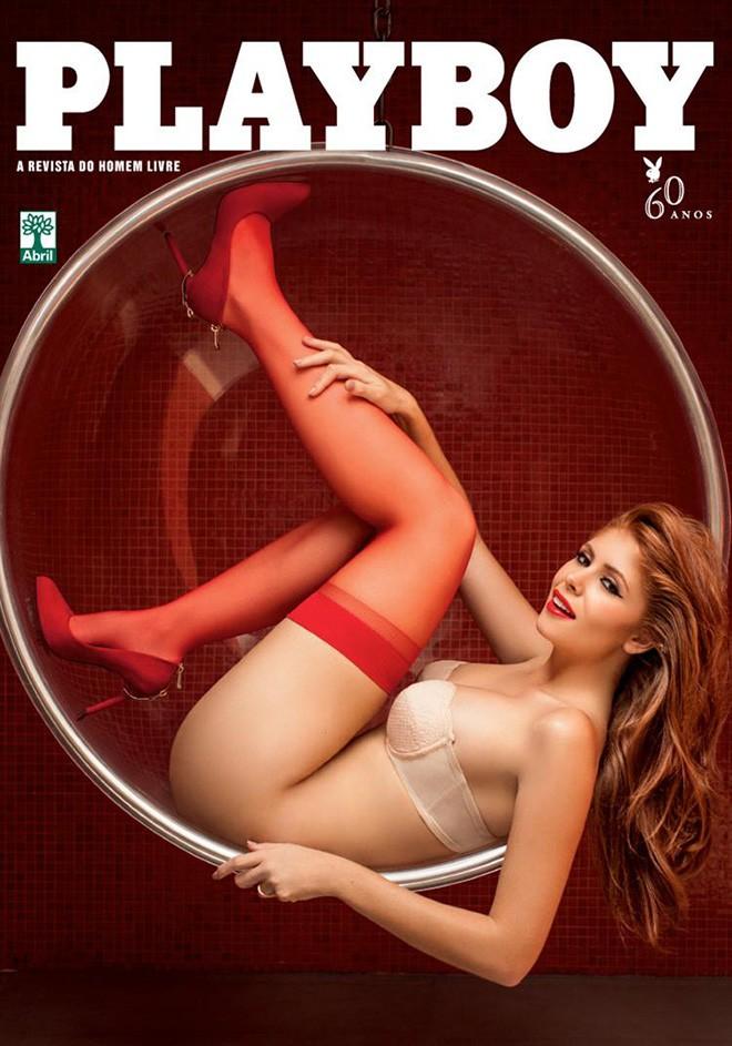 Playboy Maio 2014 :: Amanda Gontijo