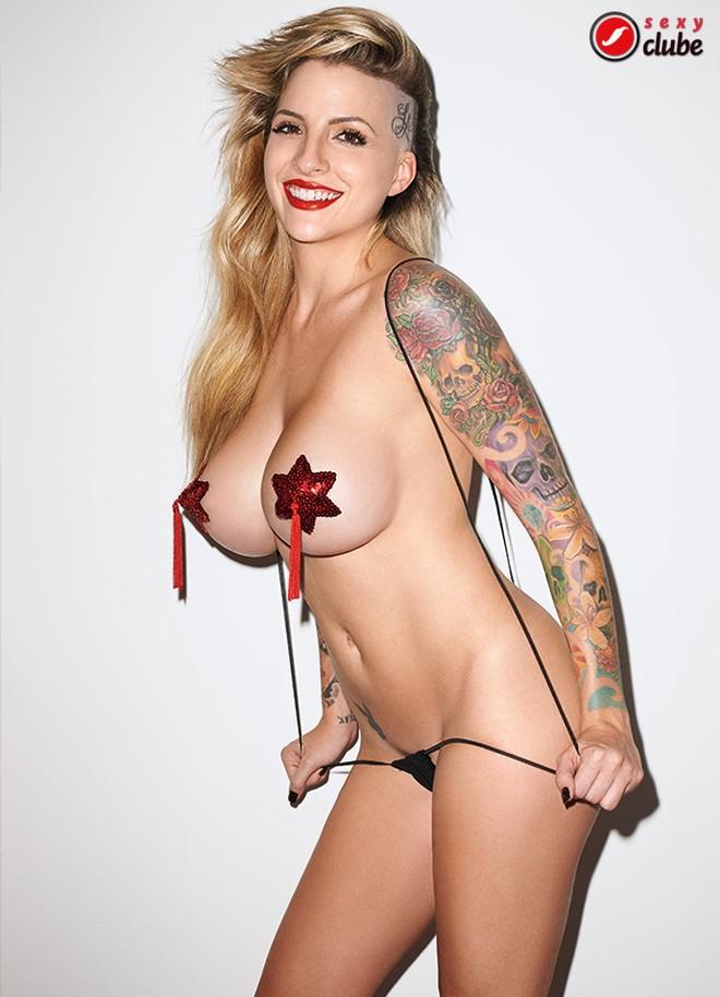 Revista Sexy Novembro 2014 :: Clara Aguilar {38 fotos digitais}