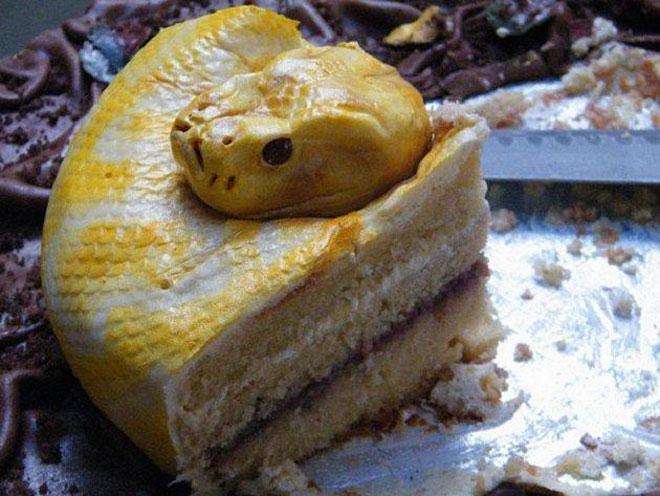 10 bolos criativos e fora do comum