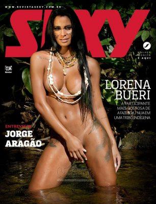 Revista Sexy Fevereiro 2015 :: Lorena Bueri