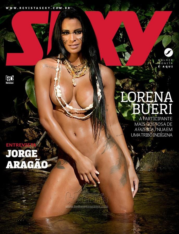 lorena bueri revista sexy fevereiro 2015