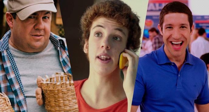 atores comerciais famosos