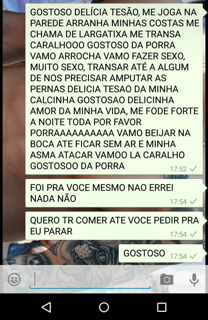 safadeza no whatsapp