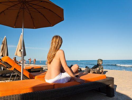 praia de nudismo sexo liberado
