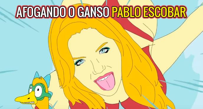 Afogando o Ganso :: Especial Pablo Escobar