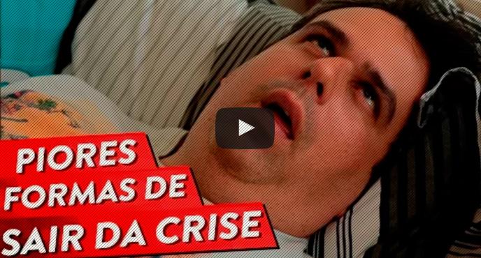 10 formas de sair da crise