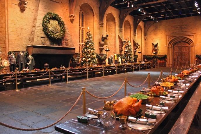 fãs de Harry Potter vão passar o Natal em Hogwarts
