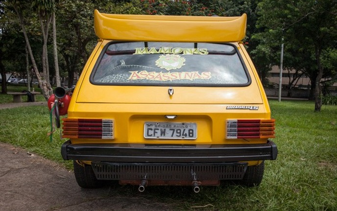 brasília amarela
