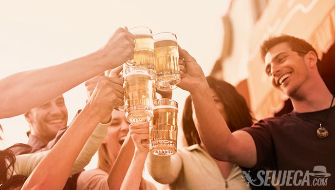 4 provas de que a cerveja faz bem para a saúde - seu jeca