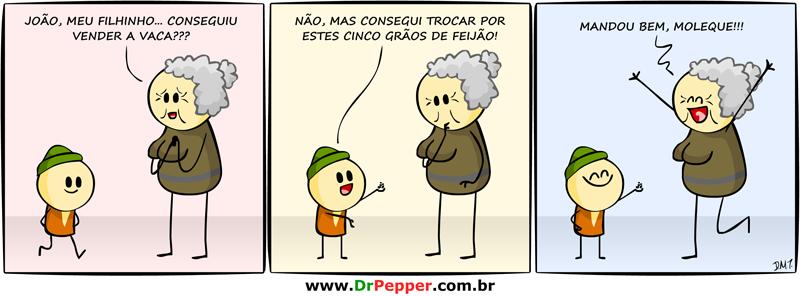 João e o pé de feijão 2016