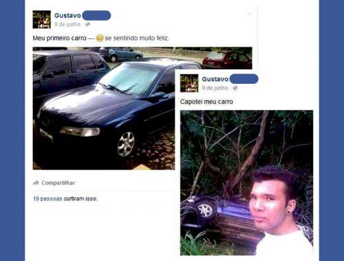 o primeiro carro