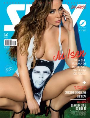 Revista Sexy Novembro 2016 :: Juliana Isen