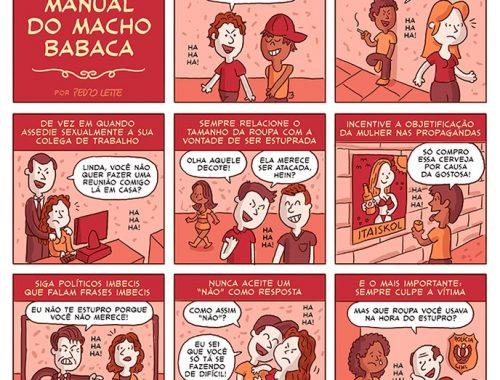 manual do macho babaca