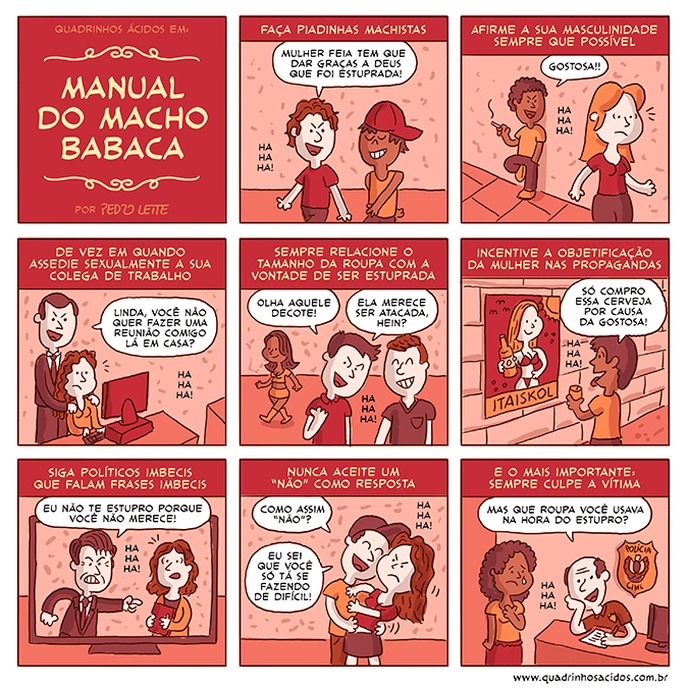 manual do macho babaca