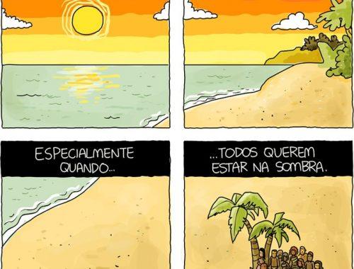 lugar ao sol