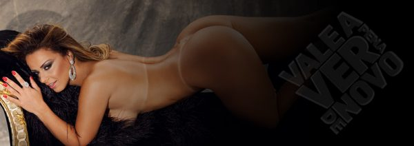 Revista Sexy Fevereiro 2012 :: Viviane Araújo
