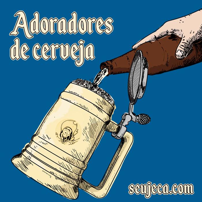 adoradores de cerveja