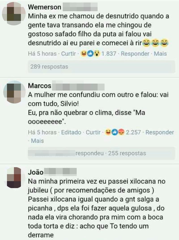 fantasias sexuais bizarras made in brazil