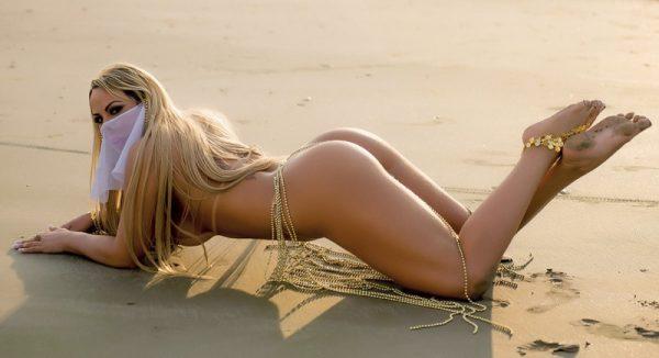 Revista Sexy Setembro 2017 :: Isabela Alvino