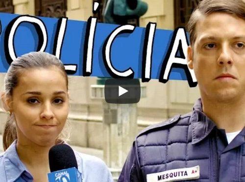 como anda a situação da polícia militar no Brasil