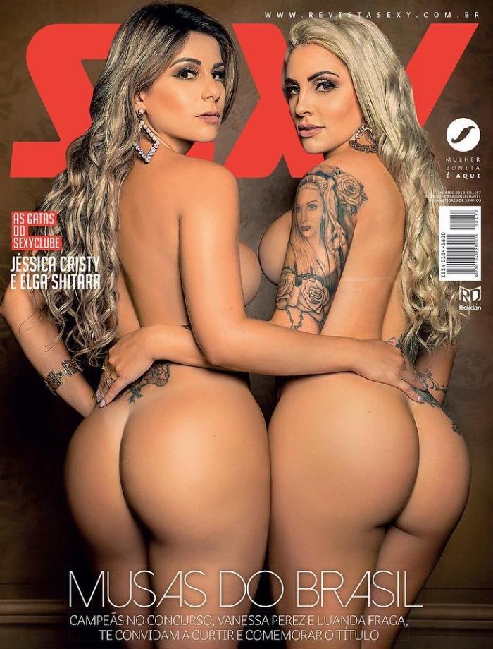 revista sexy janeiro 2018 musas do brasil