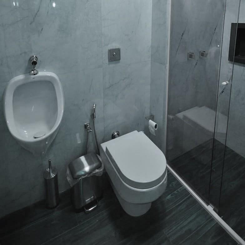 mictório no banheiro todos os homens gostariam de ter