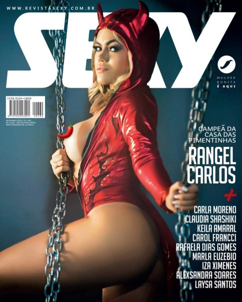 revista sexy dezembro 2019 rangel carlos
