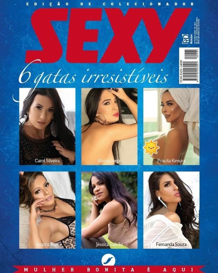 sexy outubro 2020 - 6-gatas irresistíveis