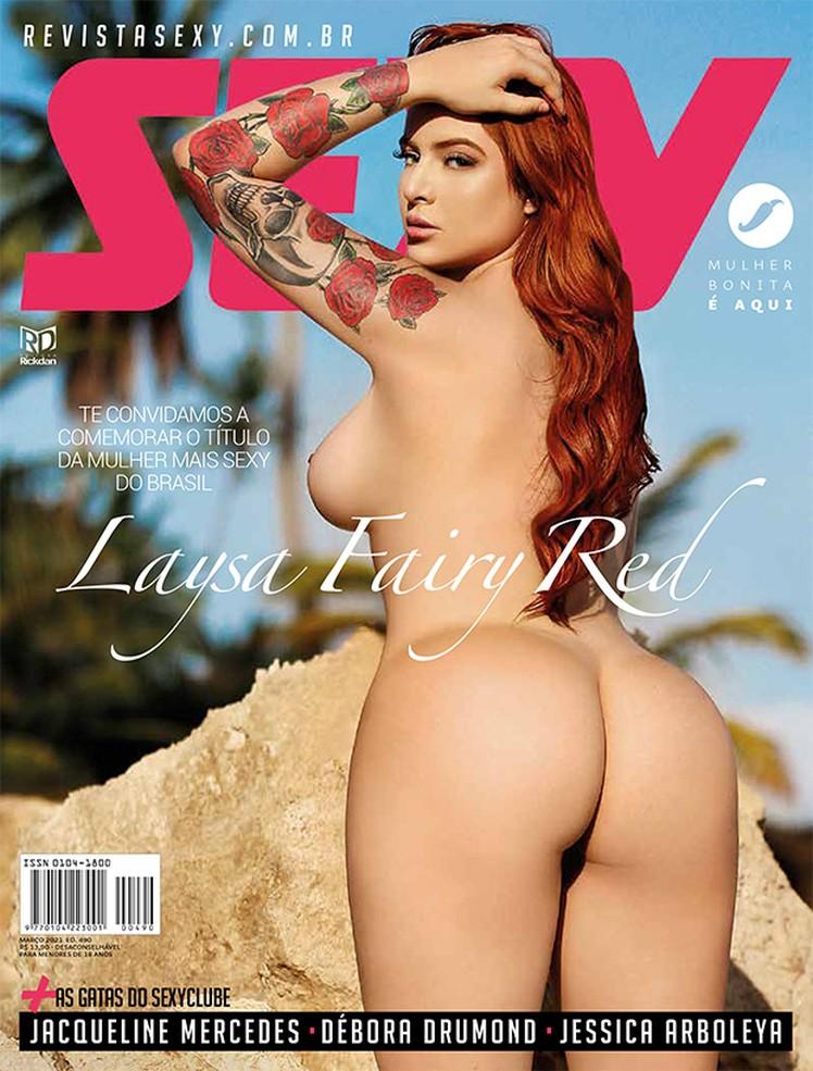 Laysa Fairy Red nua Sexy