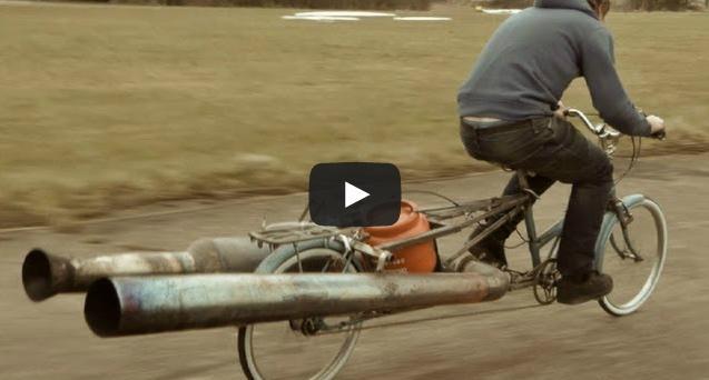 A bicicleta mais louca do mundo