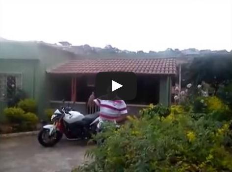 A emoção de comprar sua primeira moto