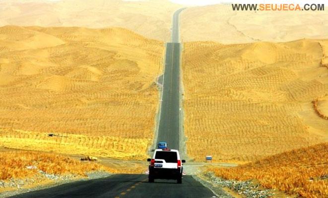 A maior rodovia do mundo