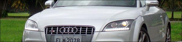Design imbatível do Audi TTS