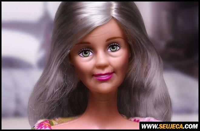 barbie velha