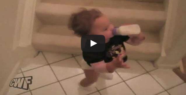 bebê ninja
