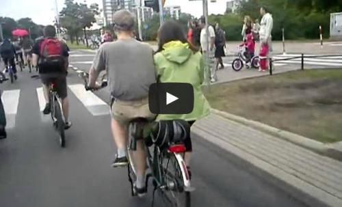 Bicicleta para dois