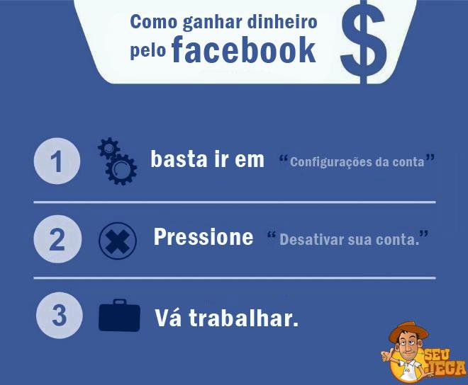 Como ganhar dinheiro pelo facebook